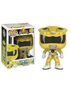 Yellow Ranger Powers Rangers Pop