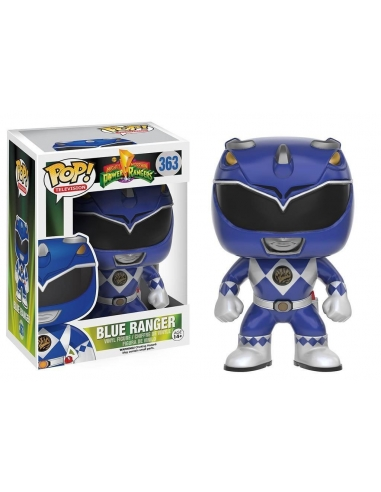 Blue Ranger Power RAngers Pop