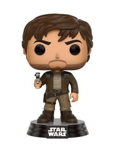 Casian Brown jacket Star wars Rogue one Pop