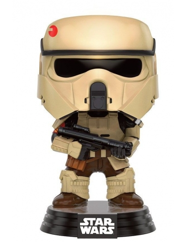 Scarif Stromtrooper Star Wars Rogue One Pop