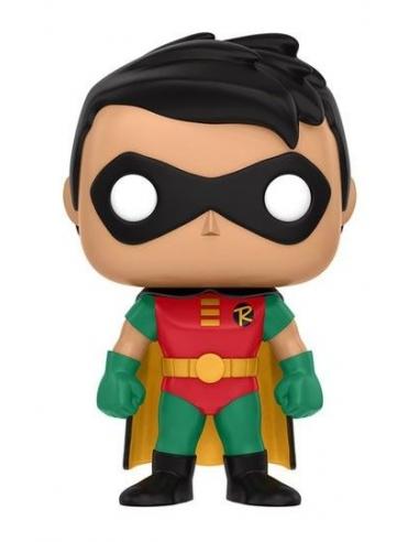 Robin Batman Animated Serie Pop