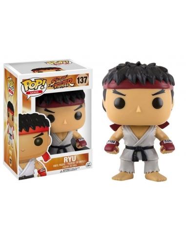 Ryu Street Figther Pop
