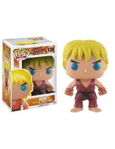 Ken Street Fighter Pop