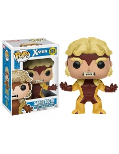 Sabretooth Marvel Pop