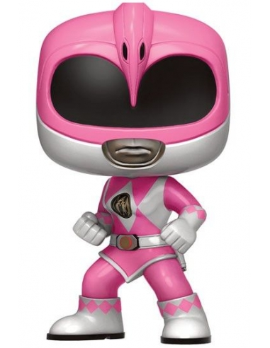 Pink Ranger Power Ranger Pop