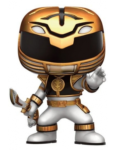 White Ranger Power Ranger Pop