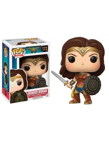 Wonder Woman DC Pop