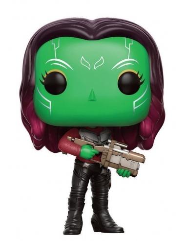 Gamora Guardianes de la Galaxia Pop