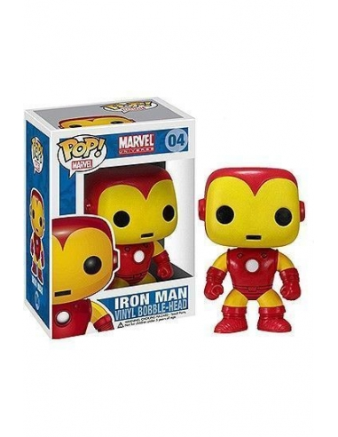 Iroman Marvel Pop