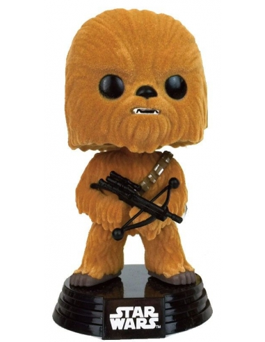 Chewbacca (Terciopelo) Star Wars Pop