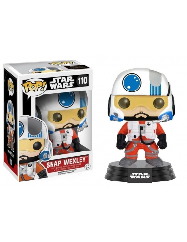 Snap Wexley Episode VII Star Wars Pop