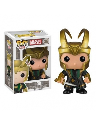 Loki Marvel Pop
