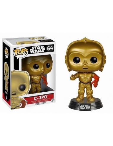 C-3PO Star wars Pop