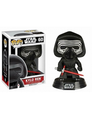 Kylo Ren Star Wars Pop
