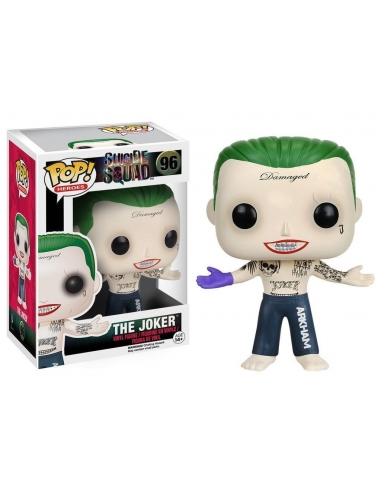 Joker Escuadron Suicida Pop