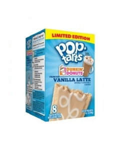 Pop Tarts Vanilla Latte