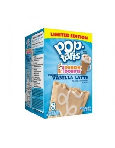 Pop Tarts Vanilla Latte