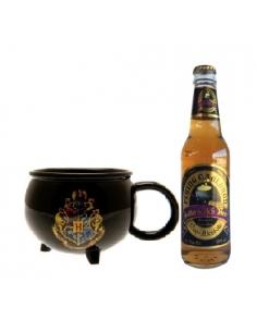 Taza Harry Potter + Cerveza Mantequilla