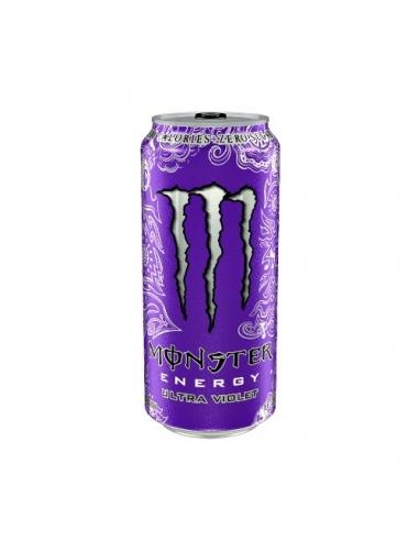Monster Ultra Zero Violet