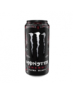 Monster Ultra Zero Black Cherry