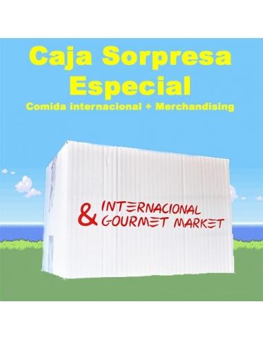 Caja sorpresa especial