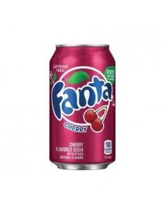 Fanta Cherry