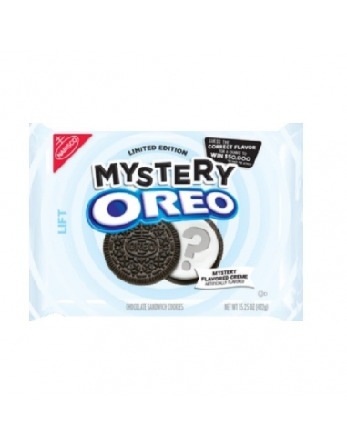Oreo Mystery