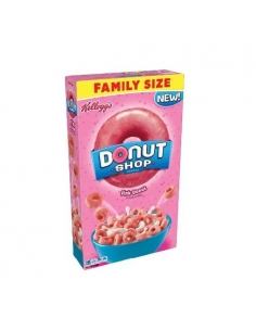 Cereales Donut Pink