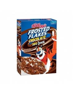 kellogg's Frosties Flakes chocolate