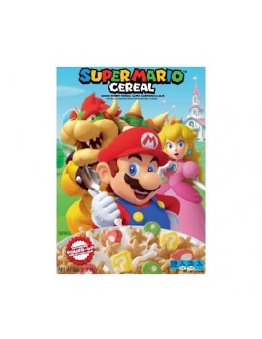 Cereales Super Mario Odissey