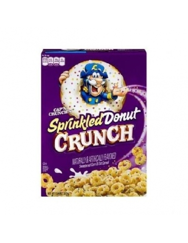 Cap'n Crunch Sprinkled Donut