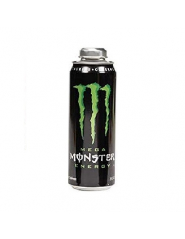 Monster Mega Green Energy big can