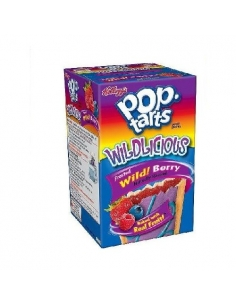 Pop Tarts Wild Berry