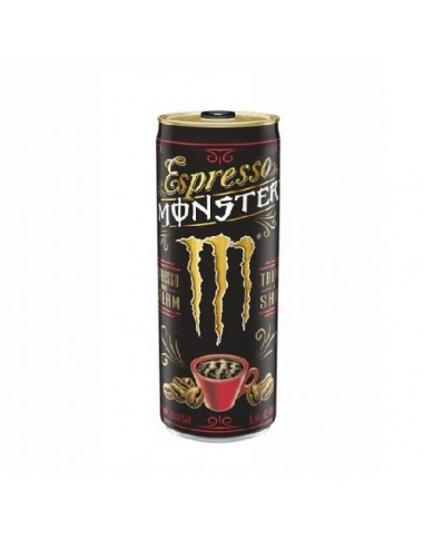 Monster Expresso & Cream