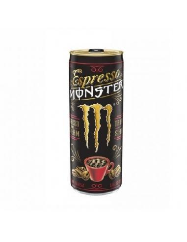 Monster Expresso & Cream