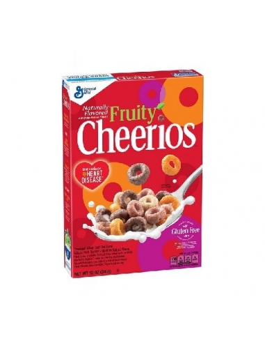GM Fruity Cheerios